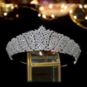 Marquise Luxury Tiara